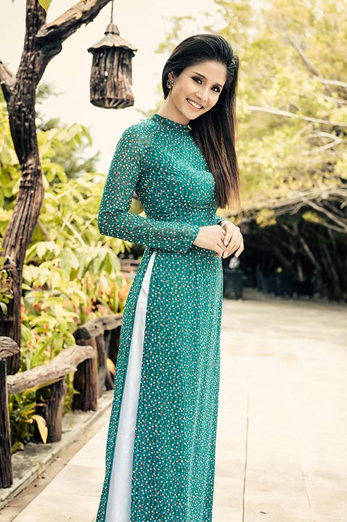 Ao dai viet nam - 2 part 6
